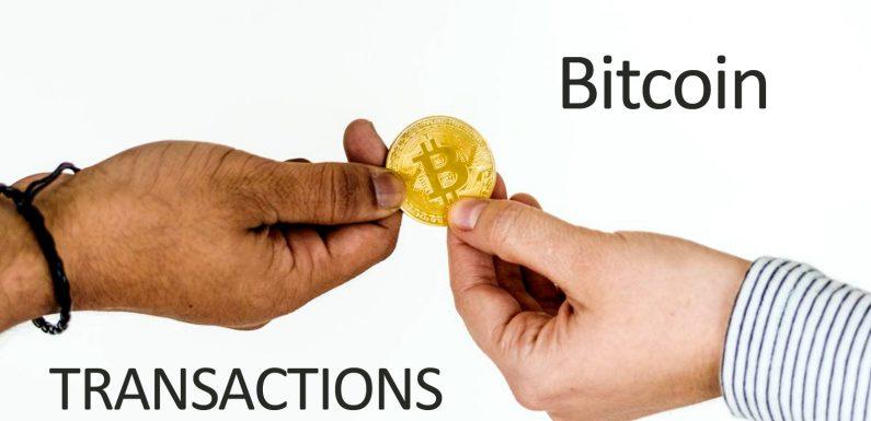 Транзакції Bitcoin