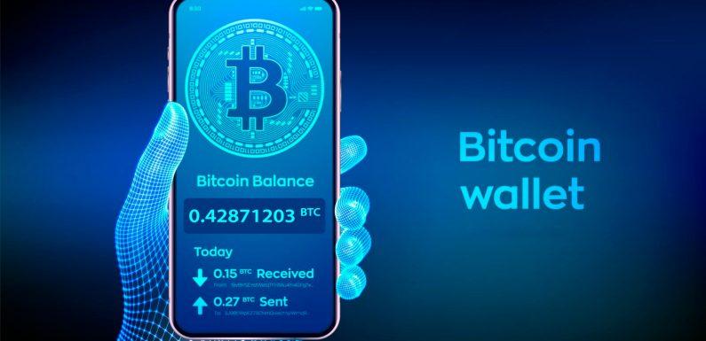 Мобільний гаманець Bitcoin
