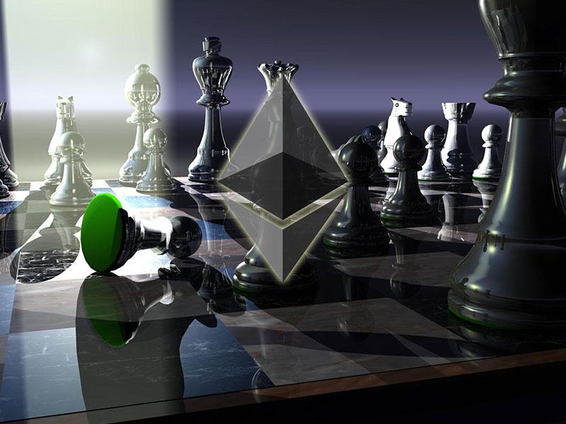Шахи на Ефіріумі