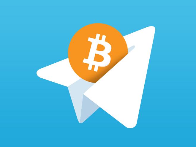 Український Телеграм-чат про Біткоїн