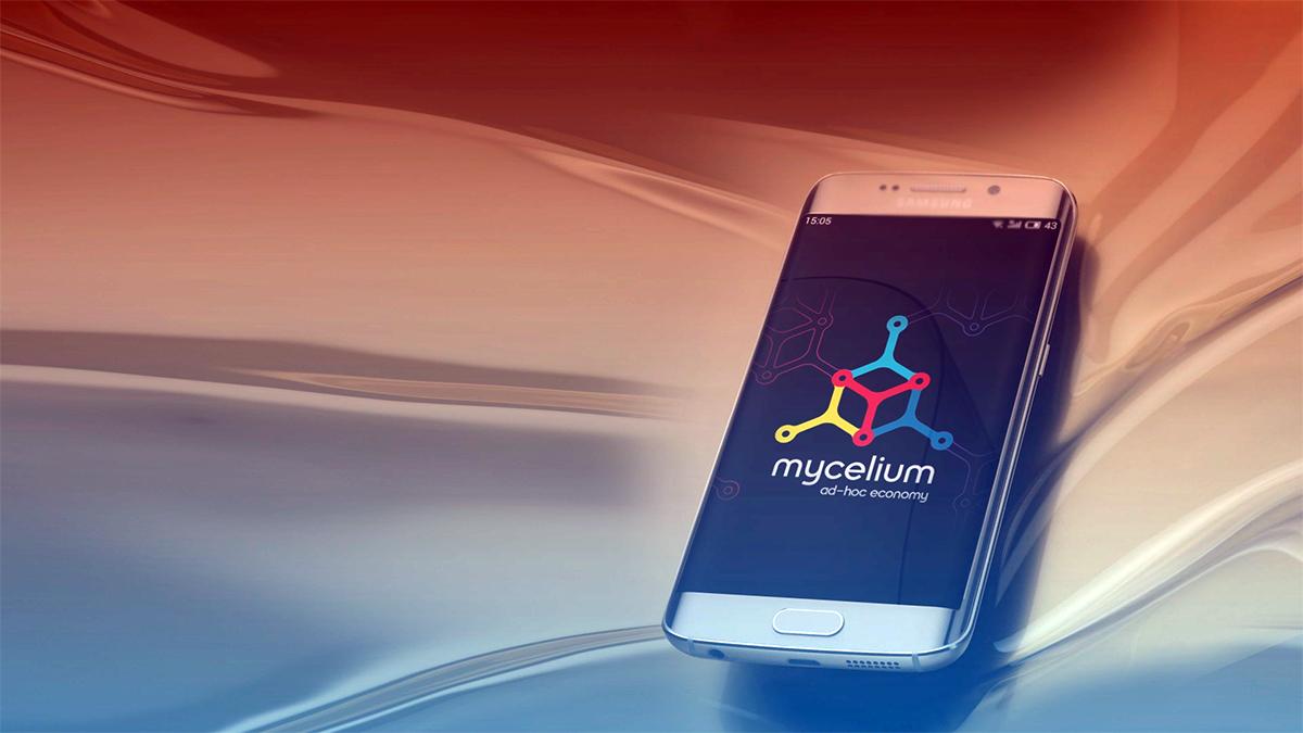 Біткоїн гаманець Mycelium (відео)
