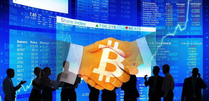 Великі інституційні інвестори купують Bitcoin на позабіржовому ринку