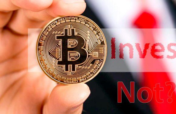 Bitcoin не інвестиція